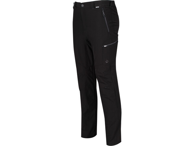 Regatta Highton Pantaloni Uomo, black